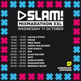 EDX - Mix Marathon XXL ADE 2018 SLAM!FM (17.10.2018)