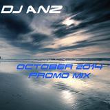 ANZ - October 2014 Promo Mix