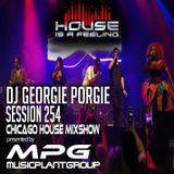 dj Georgie Porgie MPG Radio Show 254