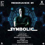Resonance Promo Mix 02 - Symbolic