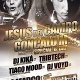 Gonçalo M. - Live @ Special B Day, Emotion Club, Torres Novas, Portugal (30.03.2012)