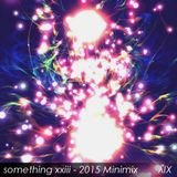 something xxiii - 2015 Minimix