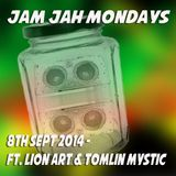 Jam Jah Mondays 8/09/14 - feat. new Friendly Fire Band Tracks