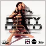 Dirty Disco Radio 45, Mixed & Hosted by Kono Vidovic