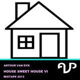Arthur van Dyk - House Sweet House VI Mixtape