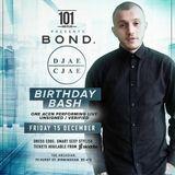 DJ CJAE BIRTHDAY BASH