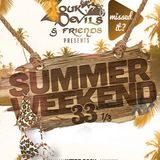 Zouk Devils & Friends Summer 33 1/3 Weekend Set