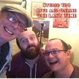Studio 109 Live and Online - Sunday 23rd October 2016 - The Last Show - with Dave, John and Dave