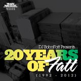 20 Years Of Fatt (1992 - 2012)
