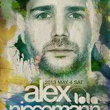 Alex Niggemann - Live @ Lola Club, China (04-05-2013)