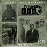 12 FINGER DAN Best of Series Vol. 25 (N.W.A.)