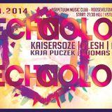 Flesh - live set @ TECHNOCOLOR party w. Kaisersoze, Aghii, Kaja Puczek, Thomas Well /Perpetuum Brno