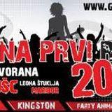Live @ Gremo na prvi rok 2013 (Electronic Stage)