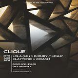 Johann Live at Clique 25-8-18