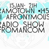 GRAMOTOWN #145-SAI AFRONYMOUS HAPPY NEW DAY