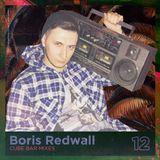 CUBE BAR MIXES // 12 BORIS REDWALL