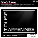 CLARKEE - HOUSE HAPPENINGS E3