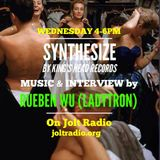 Synthesize presents Reuben Wu DJ set and Interview