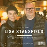 Lisa Stansfield in Conversation with Mike Vitti on Funky Nation
