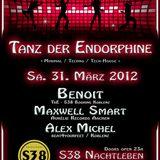 Maxwell Smart @ TdE 31.03.2012 S38 Koblenz