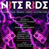 Nite Ride Vol.16 (Vinyl Mix)