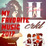 My Favorite Music 2017