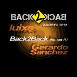 Back2Back The Set... Luis Andrade & Gerardo Sanchez