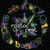 Object manipulation @ Roztoc fest 2017 (house music)