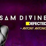 ANTONIO and SAM DIVINE - LIVE @CHA CHA MOON KOH SAMUI,THAILAND - 08.01.16