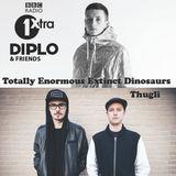 Diplo & Friends on BBC Radio 1 ft T.E.E.D. and Thugli 5/11/14