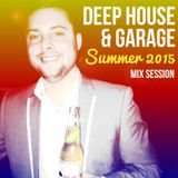DJ ASMATIC - Deep House & Garage Summer 2015 Mix Session