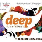 Deep Podcast #24: L-Side (GLO/ Phuzion / SP Breakz) & DJ WES (Beats Connection / SP Breakz)