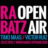 Timo Maas @ Rabatz Open Air 25.07.2015