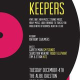Independent Music Podcast #38 - KEEPERS 28/11/12