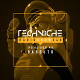 TRS048 Techniche Radioshow: Barbuto