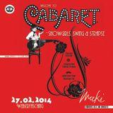 Welcome to Cabaret @ Maki // swing pt 1
