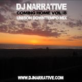 Coming Home Vol #8 - Unison Downtempo Mix
