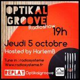 OPTIKAL GROOVE 051017 feat Illa J, Children Of Zeus, 30/70, Exile, Neue Grafik,Frits Wentink, KDJ ..