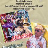 Mestre João Paulo x Mestre Bio Caboclo - Sambada 28-05-2011