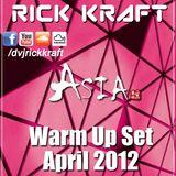 Rick Kraft Club Asia Warm Up set 012-04