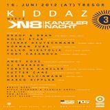 Florian Amsel @ Kiddaz.FM Meets Kanzlernacht 3 - Tresor Berlin - 16.06.2012