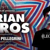 Brian Gros @ Velvet Blue (Rosario) 29.11.2013 Part 1