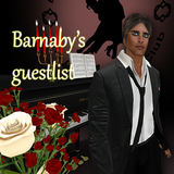 The Guest List of the month at LCC with music chosen by Barnaby Baxter (Mixed by DJ PJ)
