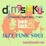 Jazz Funk Soul : DJ Mastakut on Back2Backfm.net 2019/04/23