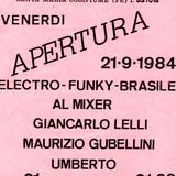 Arlecchino - Maurizio Gubellini n.10 - 30 ottobre 1984