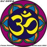 DJ Oota - From Progressive to Psytrance-Mix 2011