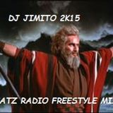 DJ JIMITO'S BEATZ RADIO 2K15 NEW FREESTYLE MIX