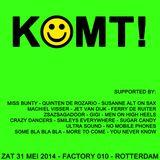 MISS MONICA KOMT! 2014-05-31