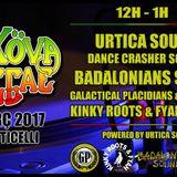 Dance Crasher Sound a l'Anxova Reggae'17