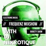 BLACK OUT (Industrial Techno / Dark Techno Mix) by DJ Nekrotique: Ep#32